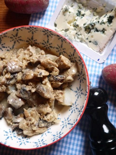poulet-roquefort-vegetalien-betty