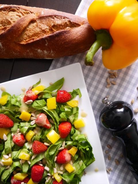 salade-oseille-fraise-poivron-betty