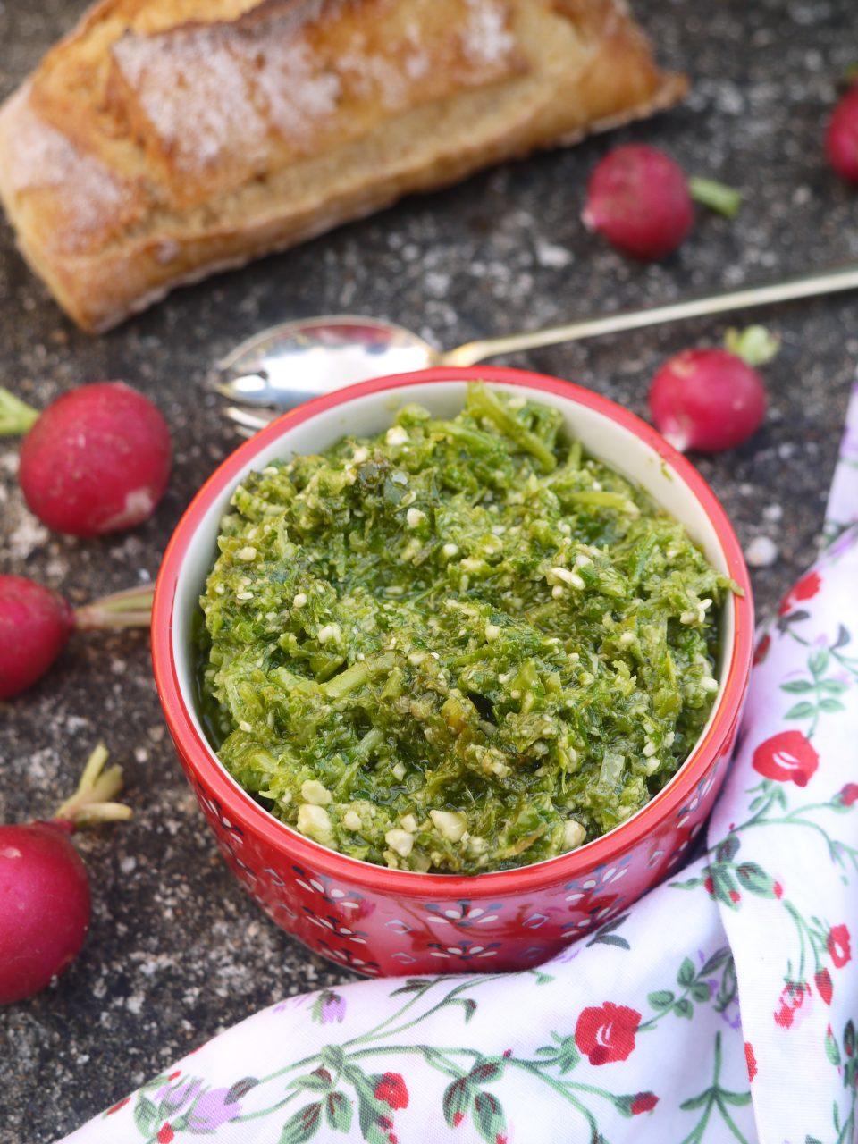 pesto-faneradis-vegetalien-betty