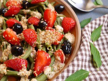salade-fraise-haricot-betty