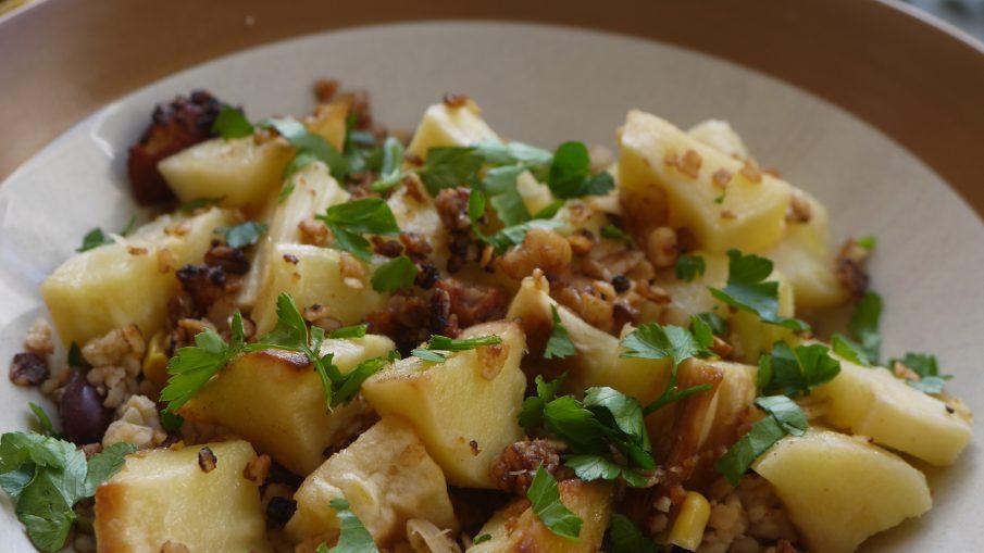 salade- cours de cuisine - niort