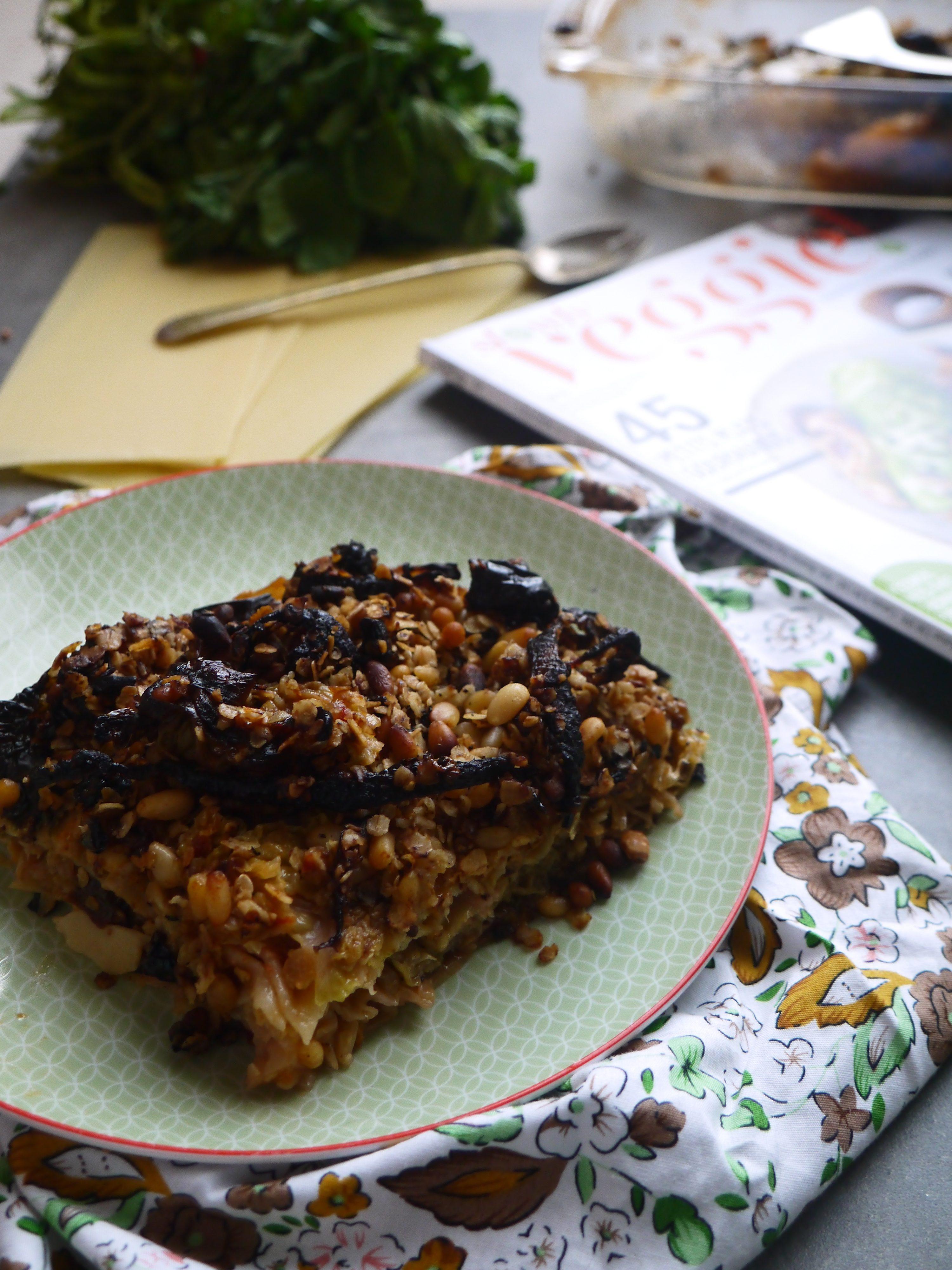 lasagnes - cours de cuisine - niort